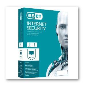 ESET نرم افزار محافظتی یک ساله/ سه کاربره SMART SECURITY
