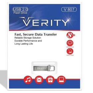 فلش مموری «V807» از محصولات «وریتی»